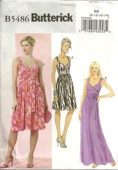 Grecian prom dress patterns