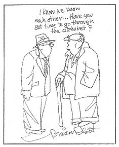 High School Reunion Cartoons See more post on CollegeLeaf
