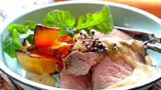 ' Combine beef with Amarula for a taste sensation that will impress guests.