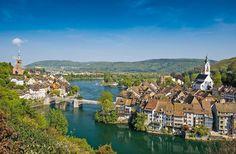Laufenburg Weekender, Germany, Europe, Water, Outdoor, Instagram, Southern, Traveling, Switzerland