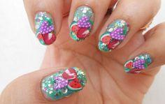 Nail art designs for short nails step by step | Youtube nail art design 2 | Nail art 2013 tumblr