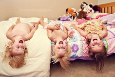 Really cute sibling picture ideas!  Be Inspired: Siblings » Confessions of a Prop Junkie