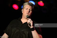 Gary LeVox of Rascal Flatts performs during the Valspar Championship golf tournament at Innisbrook Resort on March 10, 2016 in Palm Harbor, Florida.