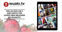 Win an iPad Air 2 this Christmas!