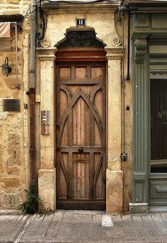 Porte - Sommières - Languedoc Roussillon | por de Provence et d'ailleurs