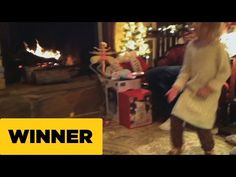 Little Girl's Toy Gives The Fireplace A Hug - Digg
