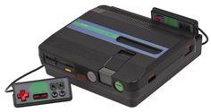 Sharp Twin Famicom