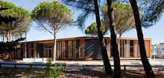 Municipal Technical Center, La Grande-Motte, 2012 - NBJ Architectes
