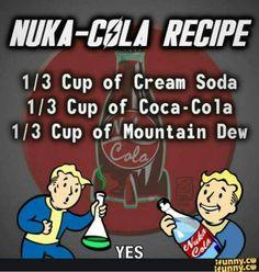 Nuke Cola Recipe