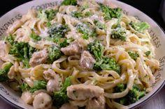 chicken broccoli tetrazzini