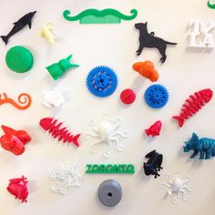 Something we liked from Instagram! So many cool 3D printed things over here at the Fort York Library.  #3dprinting #3ddesign #toronto #yyz #design #416 #3Dprinter #makerbot #CADdesign #TorontoLibrary #FortYork by folditcreations check us out: http://bit.ly/1KyLetq