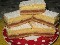 Prajituri de casa: Prajitura cu mere si crema de vanilie Romanian Desserts, Food Cakes, Cornbread, Vanilla Cake, Tiramisu, Tapas, Cake Recipes, Sweet Treats, Cheesecake