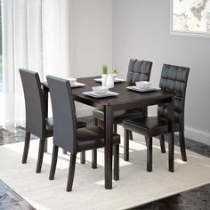 DRG-695-Z4 - Dining Sets - Dining - Products