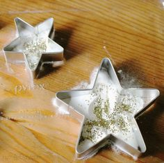 Fizzy stars - easy, fun science experiment for kids