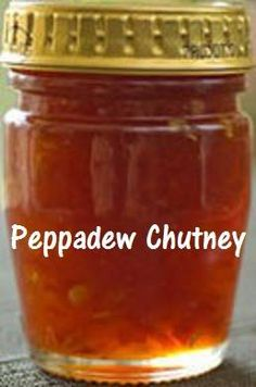 Peppadew is the brand name of sweet piquant peppers (a breed of capsicum baccaum) originally grown in the Limpopo province of South Africa and Pete and I are lucky enough to have these magnificent … Relish Recipes, Chutney Recipes, Jam Recipes, Canning Recipes, Sauce Recipes, Fruit Jam, Fruit And Veg, Peppadew Peppers, South African Recipes