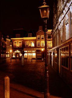 At last: Haarlem by night - Haarlem, Netherlands