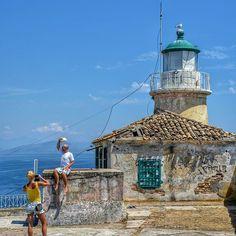 Corfu island , Greece