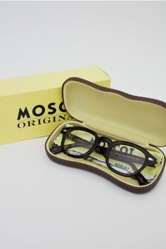 Moscot - Lemtosh Tortoise