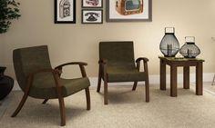 As poltronas decorativas estão em alta na sala! Veja como usar | Dicas de Decoração | Blog de Decoração LojasKD