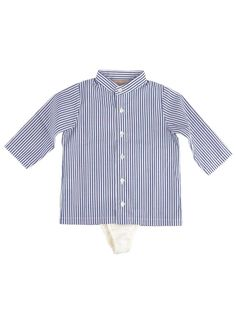 Striped shirt for little boys. Perfect Christmas clothing!