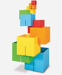 bausteine schaumstoff kinder home set 3 briks kinderspielh user baukl tze aus schaumstoff. Black Bedroom Furniture Sets. Home Design Ideas