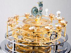 Miki Eleta - flower clock