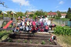 Earth Day Commemoration | April 25, 2017 | Villány, Kikerics Kindergarten