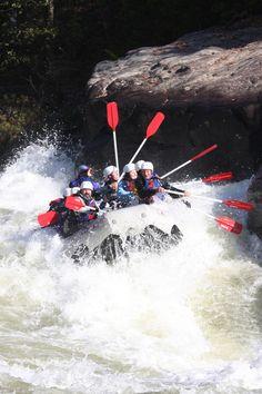 Upper Gauley River Rafting in West Virginia