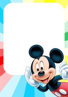 Jvg km allí uh gf Mickey Mouse Frame, Fiesta Mickey Mouse, Mickey Mouse Images, Mickey Mouse And Friends, Mickey Mouse Birthday, Mickey Minnie Mouse, Disney Mickey, Happy Birthday Greetings Friends, Disney Frames