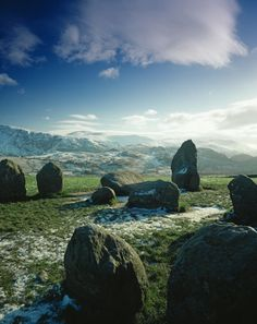 Castlerigg, Lake District National Park