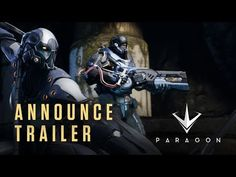 Paragon from Epic Games - Announce Trailer - Best sound on Amazon: http://www.amazon.com/dp/B015MQEF2K -  http://gaming.tronnixx.com/uncategorized/paragon-from-epic-games-announce-trailer/