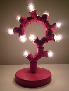 Coffee table lamp - Exclusive Original Design © Leopold von Yorga