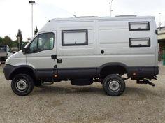 Iveco Daily 55S18 4x4 Camper Vas Caravan e Camper usati In vendita Prato