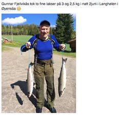 Øyensåa:    Årets første  Årgårdsvassdraget FisketiderFiske...