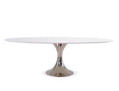White Lacquer top (includes Tax & ship) $10,101.58  :  Grey Oak Top (includes tax & ship)  $8,446.03    dakota oval