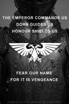 Fear our name...