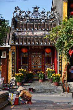 Hoi An. Vietnam ako z rozprávky Hoi An, Varanasi, Da Nang, Borneo, Vietnam, House Styles
