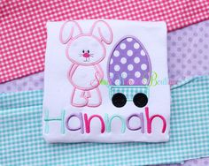 Easter+Embroidered+Shirt+Bunny+Egg+Wagon+Shirt++by+smallwonders00