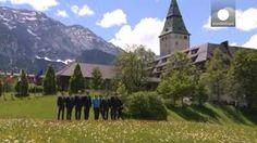 Rusia y la economía centran la cumbre del G7 que se celebra en Alemania