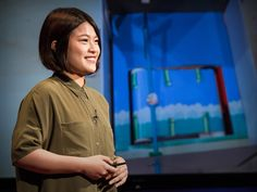 Easy DIY projects for kid engineers | Fawn Qiu  TED Resident Fawn Qiu designs fun, low-cost projects that use familiar materials like paper and fabric to introduce engineering to kids. In this quick, clever talk, she shares how nontraditional workshops like hers can change the perception of technology and inspire students to participate in creating it.  https://download.ted.com/talks/FawnQiu_2016S.mp4?apikey=TEDRSS