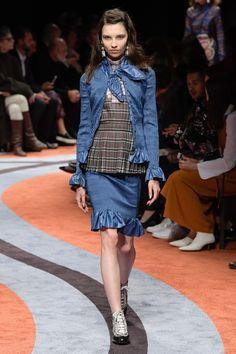 Неделя моды в Милане  Marco de Vincenzo (Интернет-журнал ETODAY) Fall  Fashion b85f05bf53b