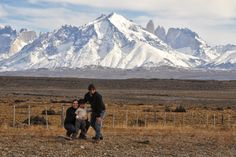 Dia 13         Saímos do Hotel Hallef  em direção a Torres del Paine , nos despedindo de Puerto Natales .        Descobrimos que a estrada...