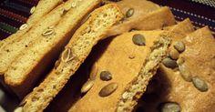 En oppskrift fra Nannah på lavkarbo.no . Fint til smørbrød og snitter, ostesmørbrød eller som en vanlig skive til frokost. Problemet med di... Lchf, Low Carb Bread, Rolls, Pie, Baking, Desserts, Blogging, Torte, Tailgate Desserts