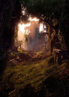 Horizon: Zero Dawn   Screenshot Thread - Page 2 - NeoGAF