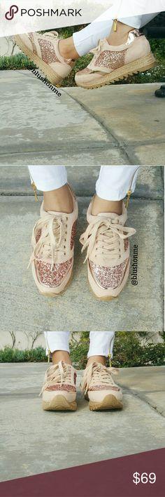 Pink Black Glitter Jordans | Department of Control