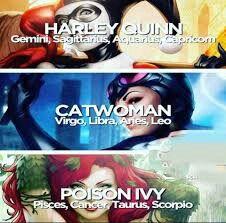 Yes! I'm Sagittarius and I love Harley Quinn!