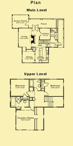Farmhouse House Plans, Country Home Designs & Farm Style House Plans