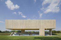 Webb Chapel Park Pavilion / Cooper Joseph Studio