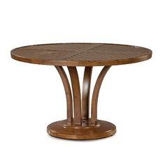 """48"""" Round Dining Table  Lane Venture  For screened porch?"""