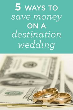 Read up,destination #brides and #grooms! Everyone loves to save a little cash! #moneysavingtips #destinationweddings